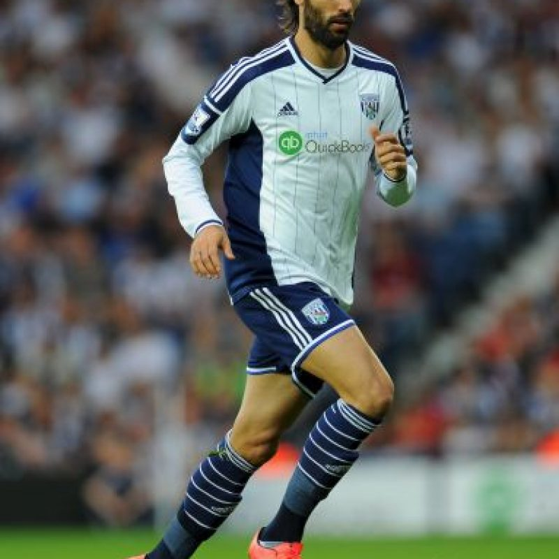 7. Georgios Samaras (Grecia) Foto: Getty Images