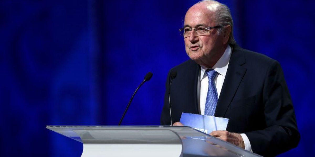 Patrocinadores de la FIFA piden renuncia inmediata de Joseph Blatter