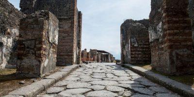 Fue una ciudad de la Antigua Roma ubicada cerca de la moderna ciudad de Nápoles Foto:Getty Images