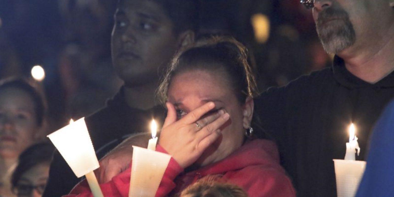 """""""Estados Unidos es el único país en el que cuando una persona habla de masacre en una Universidad, uno tiene que preguntar '¿cuál de todos?"""