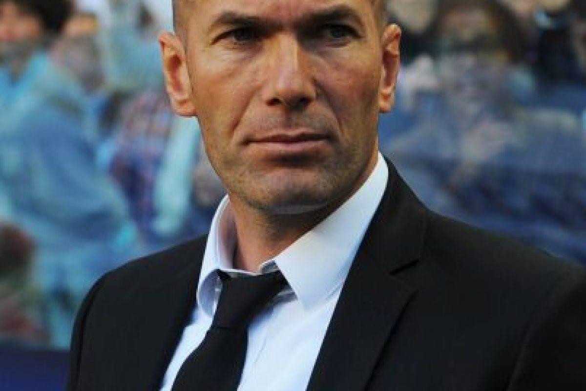 Desde entonces dirige al Real Madrid Castilla y en sus planes está hacer una carrera como DT. Foto:Getty Images
