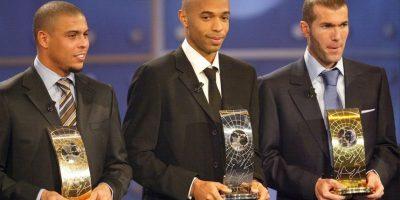 2003: Zinedine Zidane Foto:Getty Images