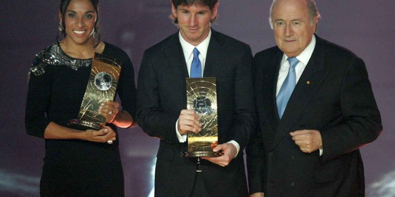 2009: Lionel Messi Foto: Getty Images