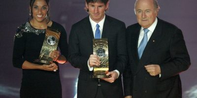 2009: Lionel Messi Foto:Getty Images
