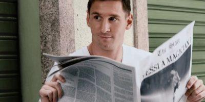 """Esto por no declarar beneficios personales o para su fundación por los partidos benéficos """"Messi and Friends"""", celebrados en Colombia entre 2012 y 2013. Foto:Getty Images"""