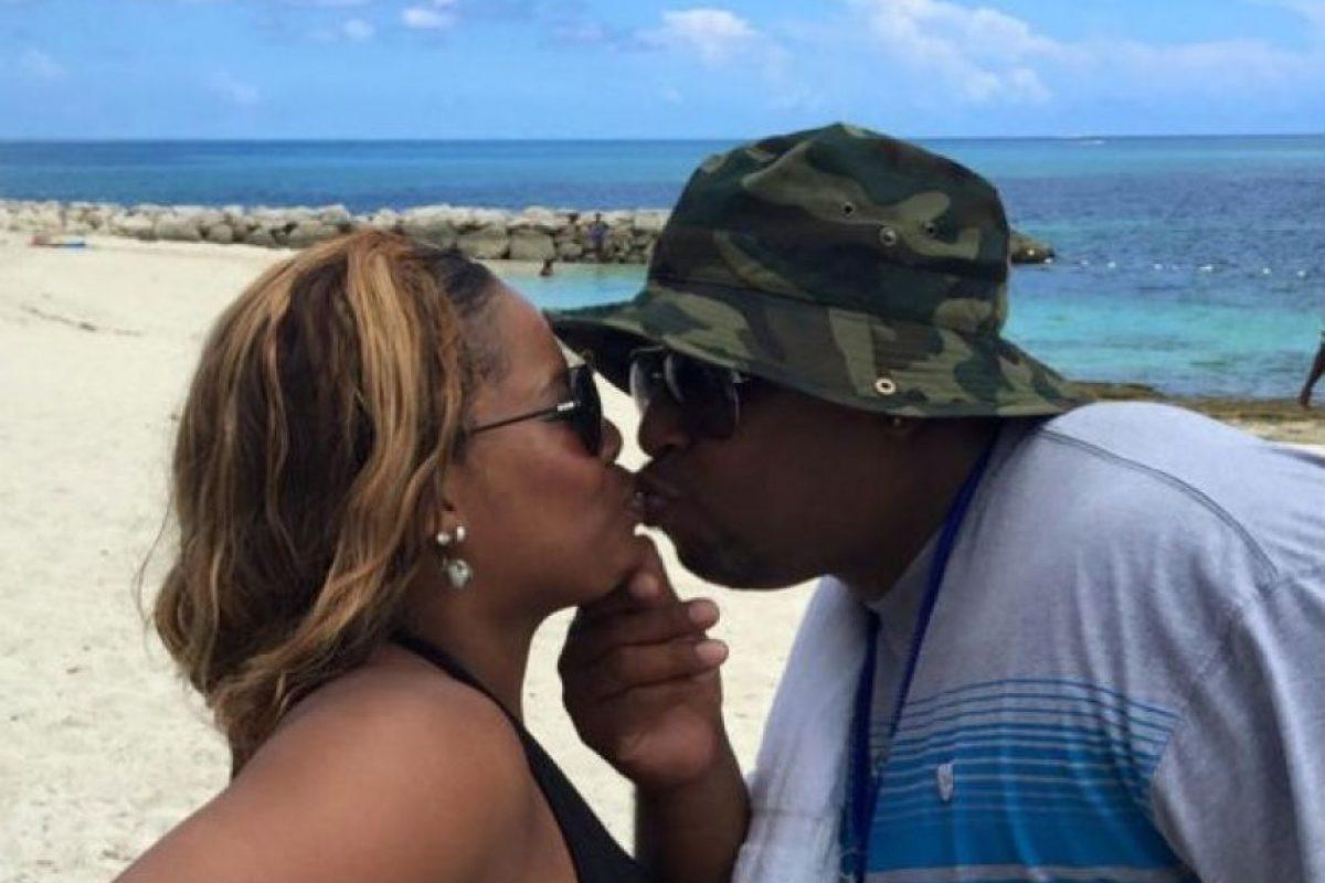 Dana Griffin- Graves y su marido Arkell habían perdido las esperanzas de tener hijos. Foto:vía Facebook