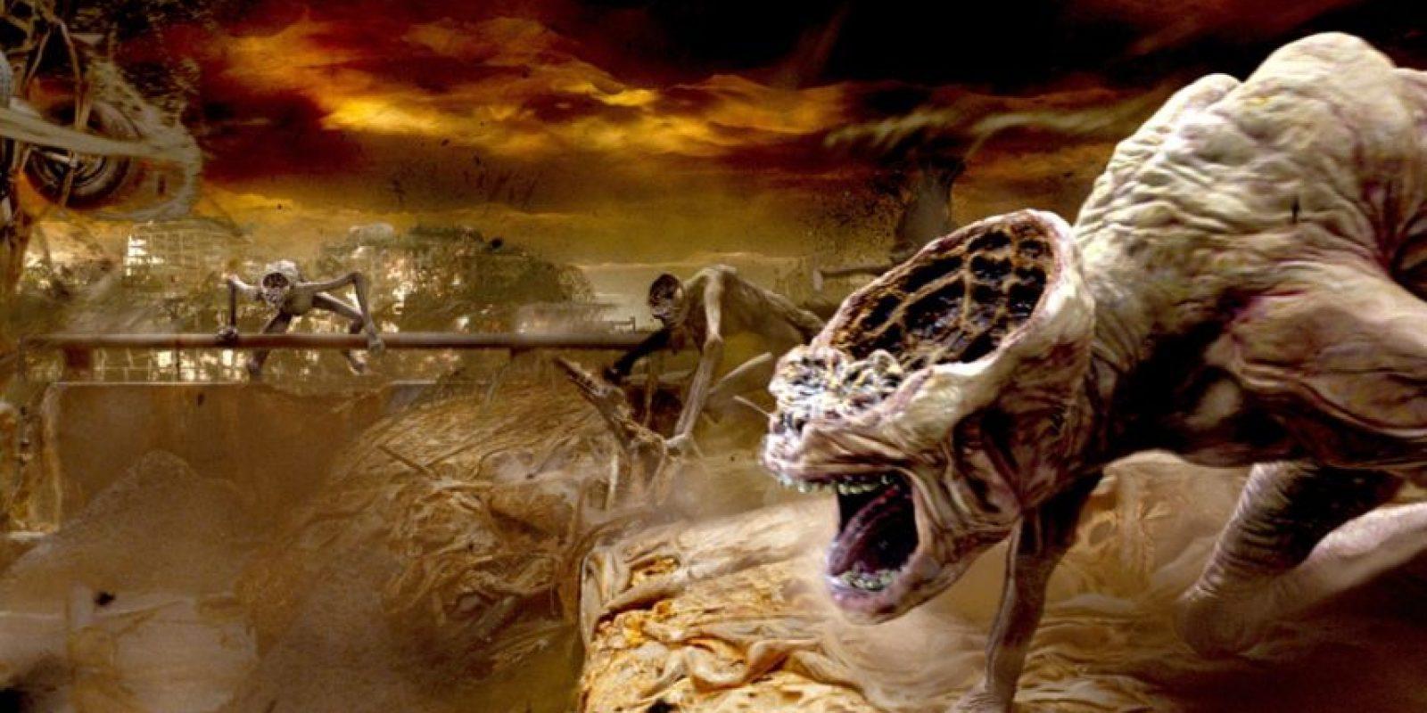 Leviatán era la Envidia. Foto:vía Warner