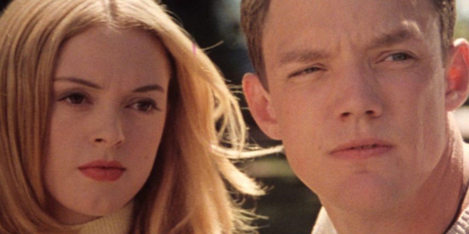 Y también la ninfa de las películas adolescentes. Foto:vía Getty Images