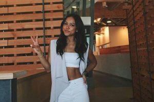 Es modelo y actriz Foto:Vía instagram.com/karrueche