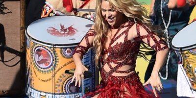 Y sus trajes son los de performance de cualquier estrella pop Foto:vía Getty Images