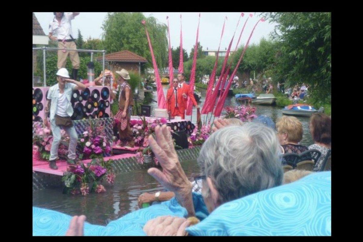 Asistir a un carnaval. Foto:Vía Facebook.com/wensenrijders