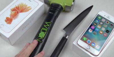 El martillo Foto:Youtube/TechRax