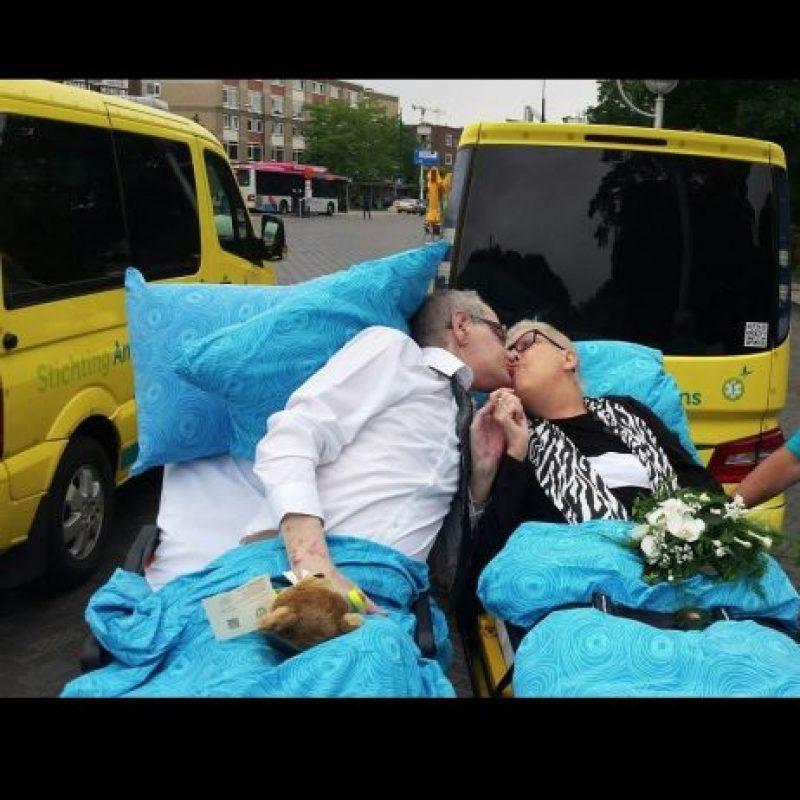 Salir juntos a la calle. Foto:Vía Facebook.com/wensenrijders