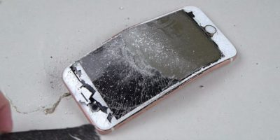 Así quedó el dispositivo Foto:Youtube/TechRax