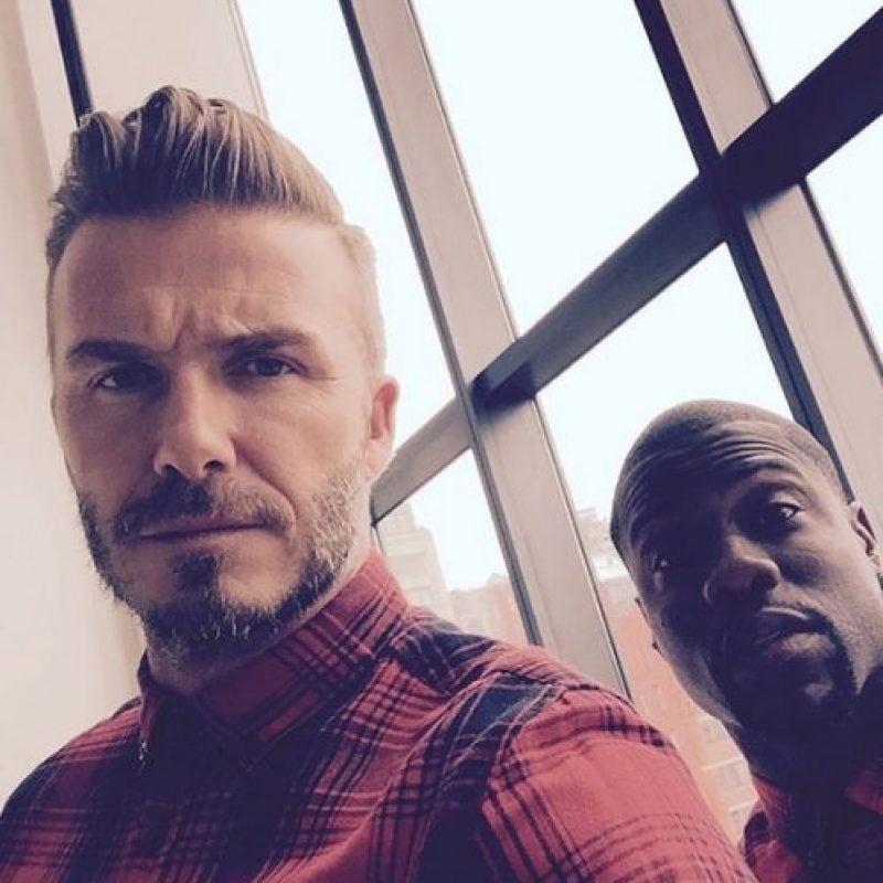 Actualmente, Beckham es el líder de un grupo de inversores que tendrán un equipo profesional en Miami a partir de 2017. Foto:Vía instagram.com/davidbeckham