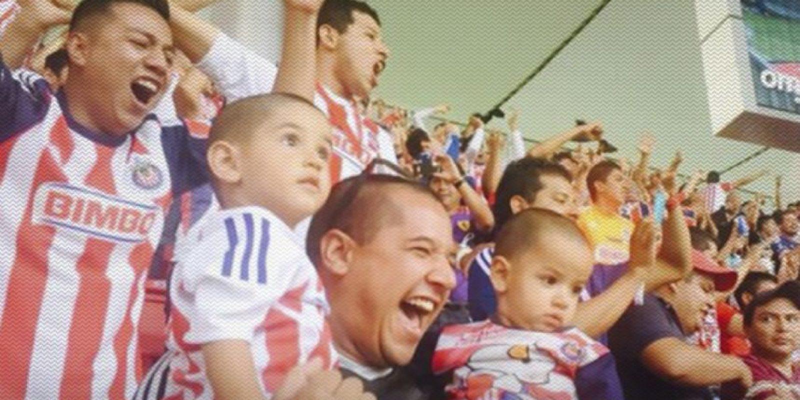 Son uno de los clubes más populares y ganadores de México Foto:Vía twitter.com/Chivas