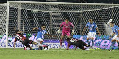 """Otro de los llamados """"Grandes"""" de México es antepenúltimo lugar en la Liga MX. Tiene 11 puntos en el mismo número de partidos jugados Foto:Vía twitter.com/Cruz_Azul_FC"""