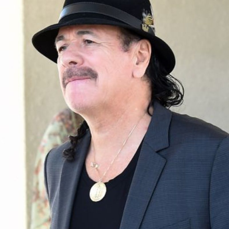 3. Muere Carlos Santana Foto: Getty Images