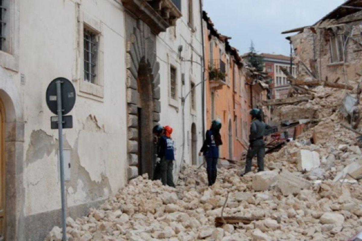 1. Universidad de Harvard alerta sobre la llegada de un mega terremoto en Estados Unidos Foto:Wikimedia