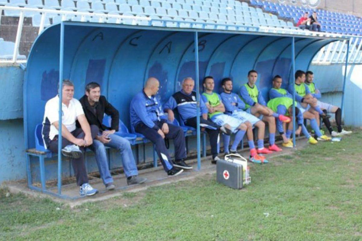 Foto:Vía facebook.com/fk.drina.zvornik