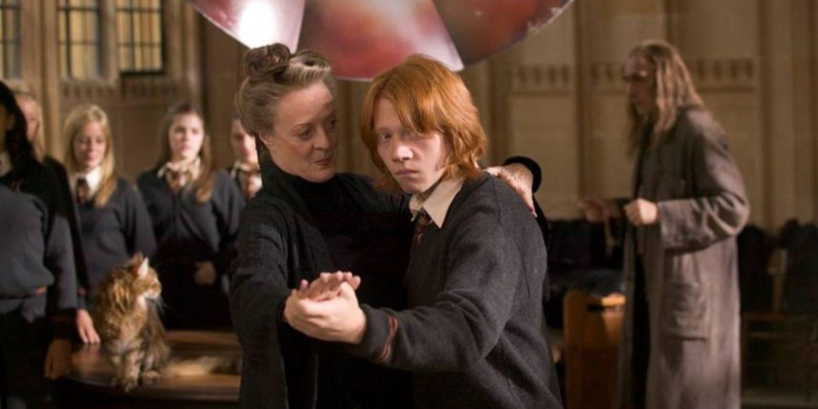 """¿""""Dumbledore"""" y """"Ron"""" son la misma persona? Foto:vía facebook.com/harrypottermovies"""