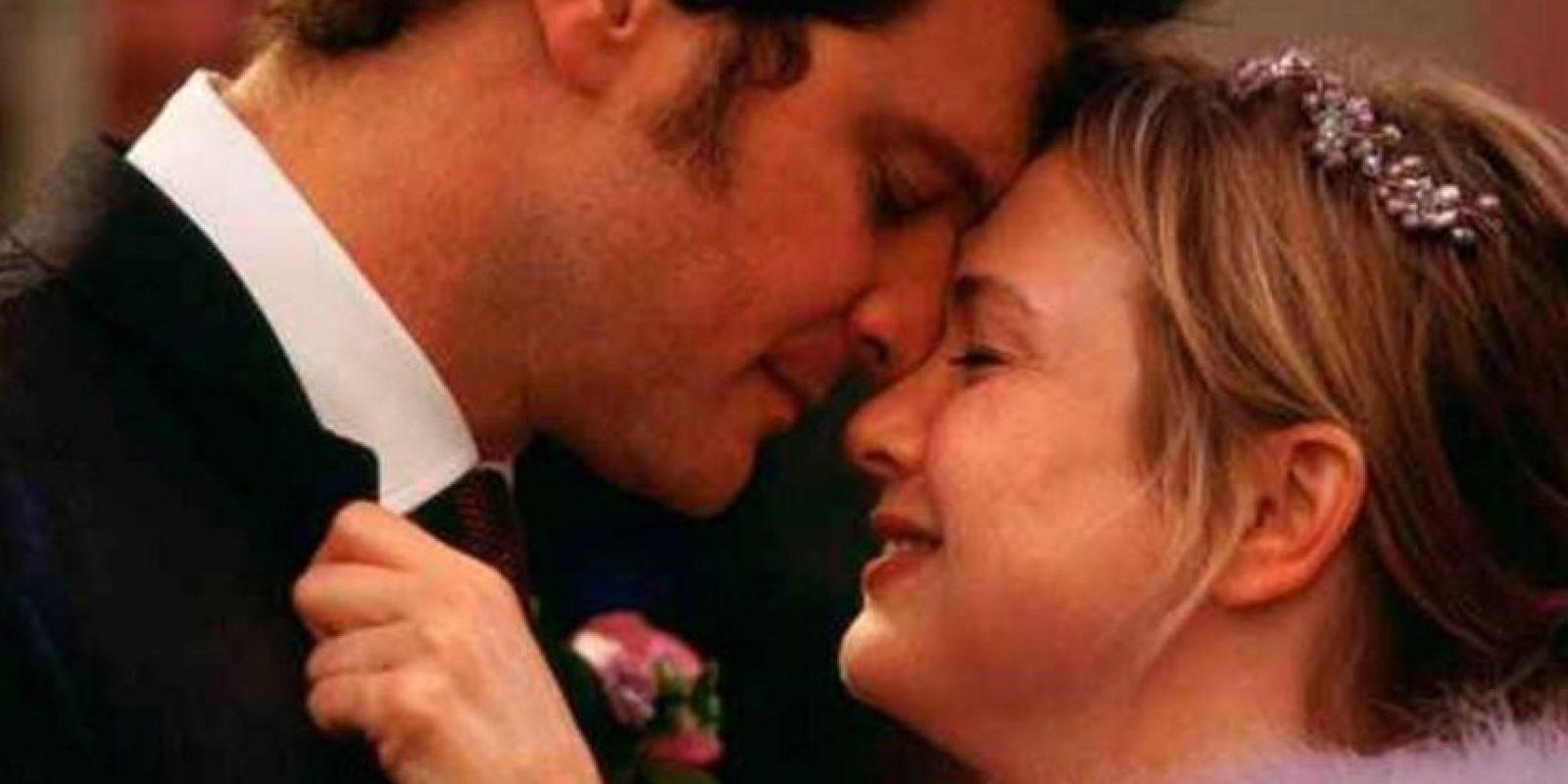 """3. Para describirlo usó como base a Colin Firth, quien años antes había interpretado a """"Mr. Darcy"""". Lo curioso es que en """"Bridget Jones's Diary"""", Colin Firth fue quien interpretó también a """"Mark Darcy"""" Foto:IMDB"""