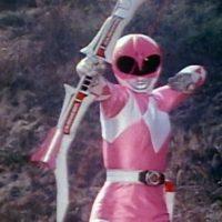 """Pink Ranger"" Foto:Facebook/powerrangers"