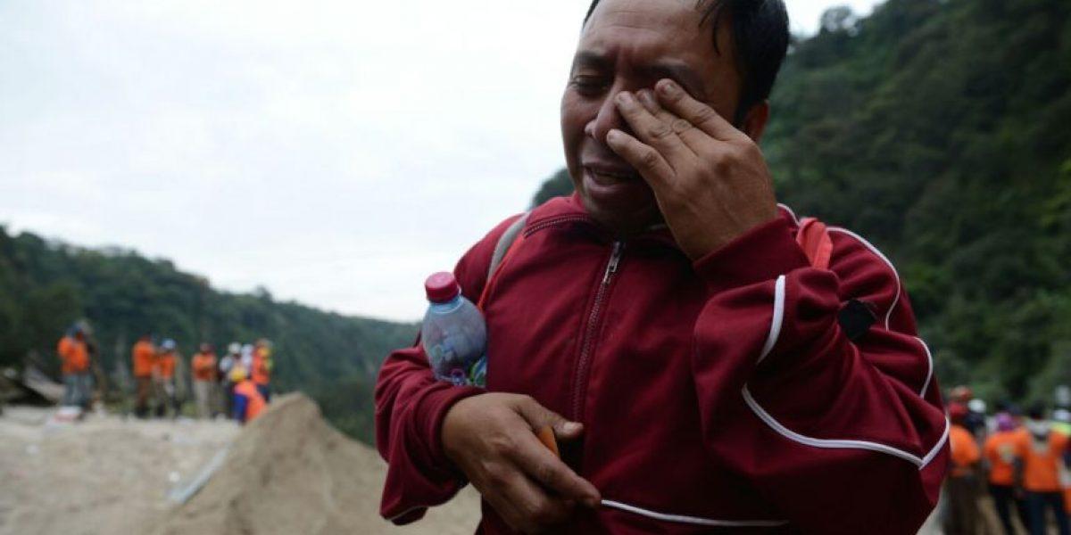 Los testimonios por el alud que enterró la aldea El Cambray con 600 personas