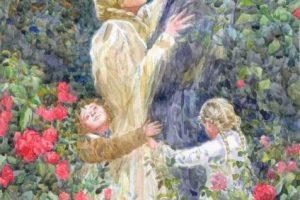 En el cuento real fue madre soltera y estuvo mucho tiempo abandonada Foto:Wikipedia