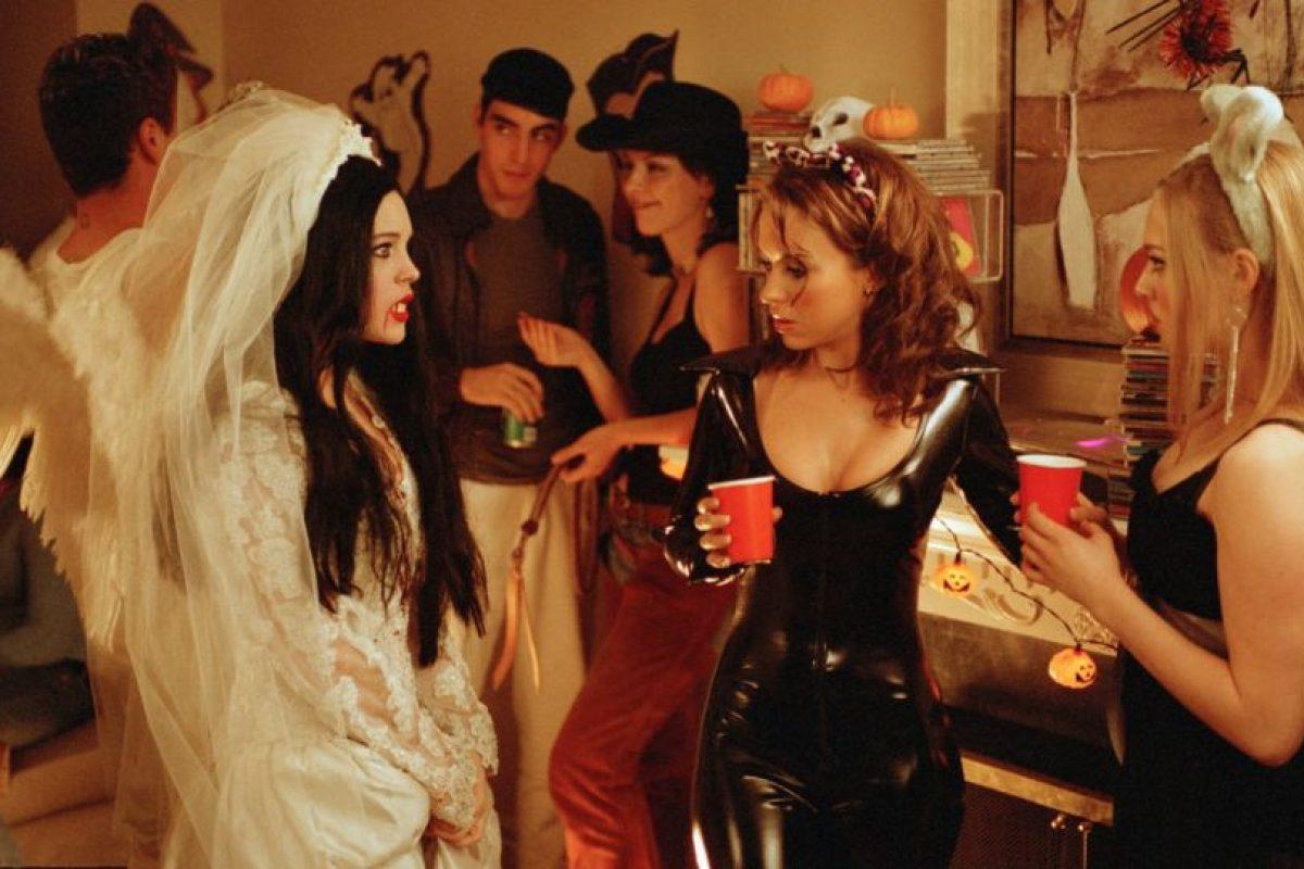 En el momento del rodaje, Rachel McAdams era 8 años mayor que Lindsay Lohan Foto:Facebook Mean Girls