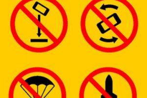 """La app """"deportiva"""" que incita a lanzar el móvil lo más alto que puedas. Puede ser divertido, hasta que se despedace su dispositivo Foto:Carrot Pop"""