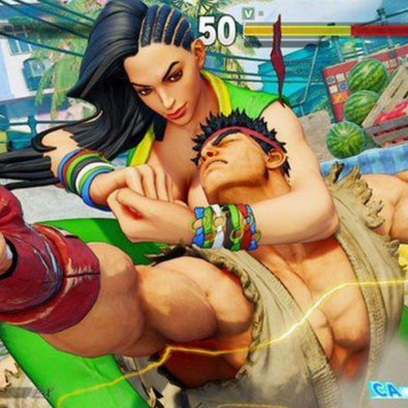 """fue creada por Capcom para Street Fighter V"""" Foto:Capcom"""