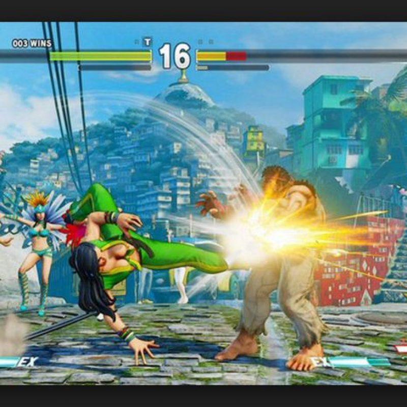 Que utilizará sus piernas como arma de ataque Foto:Capcom