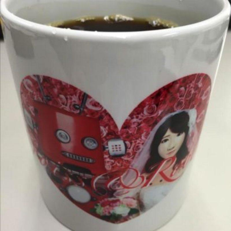 El artística tecnológico Maywa Denki publicó el evento en Twitter, además enlazó un video en una web de Japón Foto:twitter.com/itachin