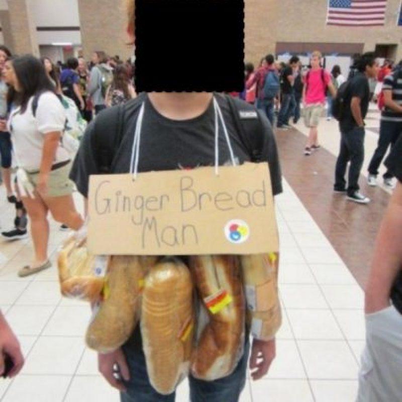 Y este pobre debe recordar con odio sus años escolares. Foto:vía Tumblr