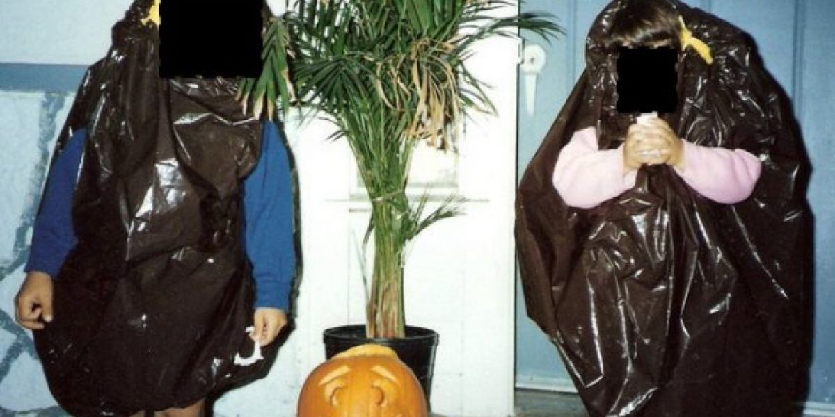 Fotos: 35 disfraces de Halloween hechos en casa que nunca debieron existir