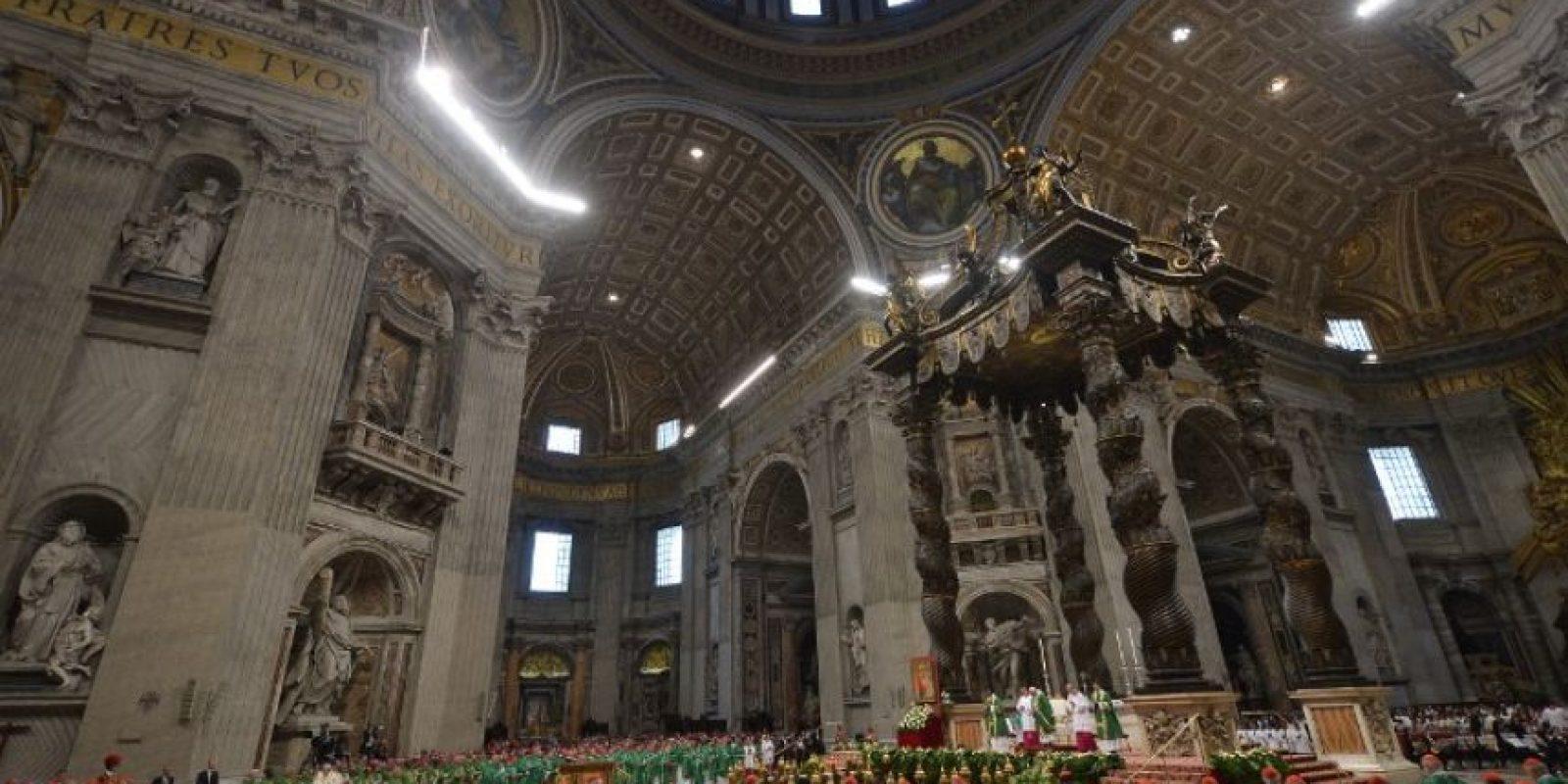 1. La reunión del Papa Francisco en Estados Unidos con Kim Davis, funcionaria estadounidense que se negó a expedir licencias de matrimonio a parejas homosexuales Foto:AFP