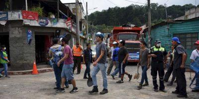 Además, el número de desaparecidos se redujo de 600 a 300. Foto:AFP