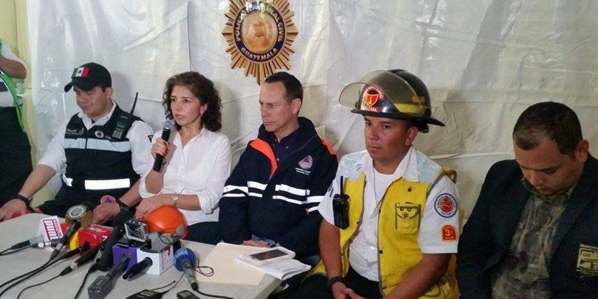 Crearán un link con información de los afectados de El Cambray II