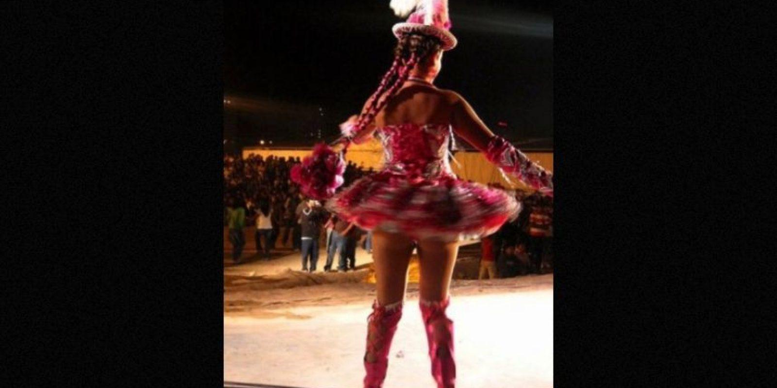 11. Bailarina Foto:Tumblr