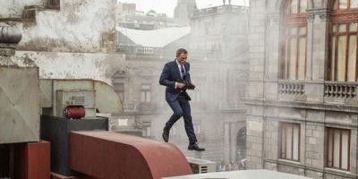 """El estreno de """"Spectre"""" será el próximo 26 de octubre en Reino Unido. Foto:Sony Pictures"""