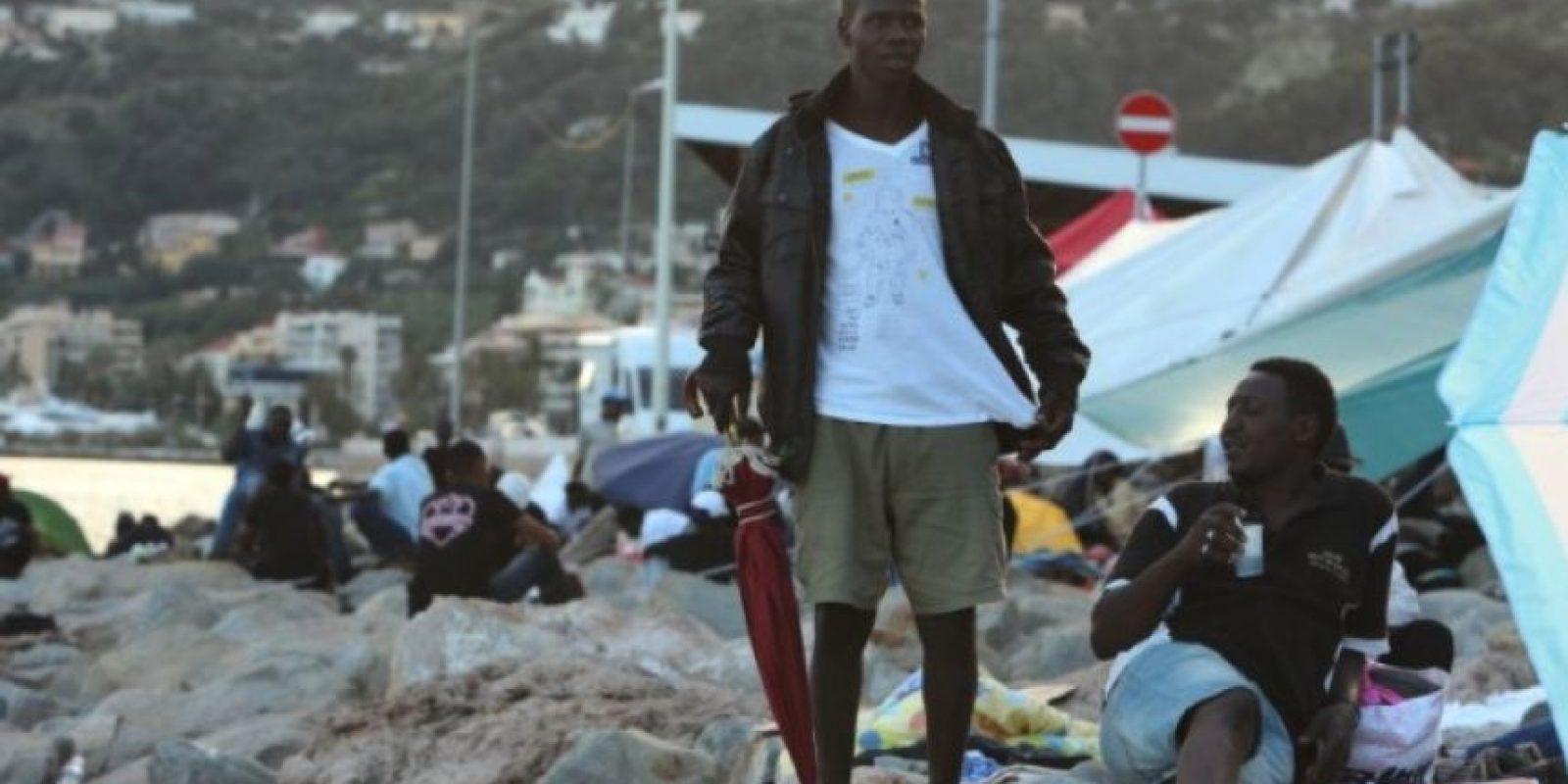 La mayoría procedentes de Libia hacia Europa Foto:Getty Images