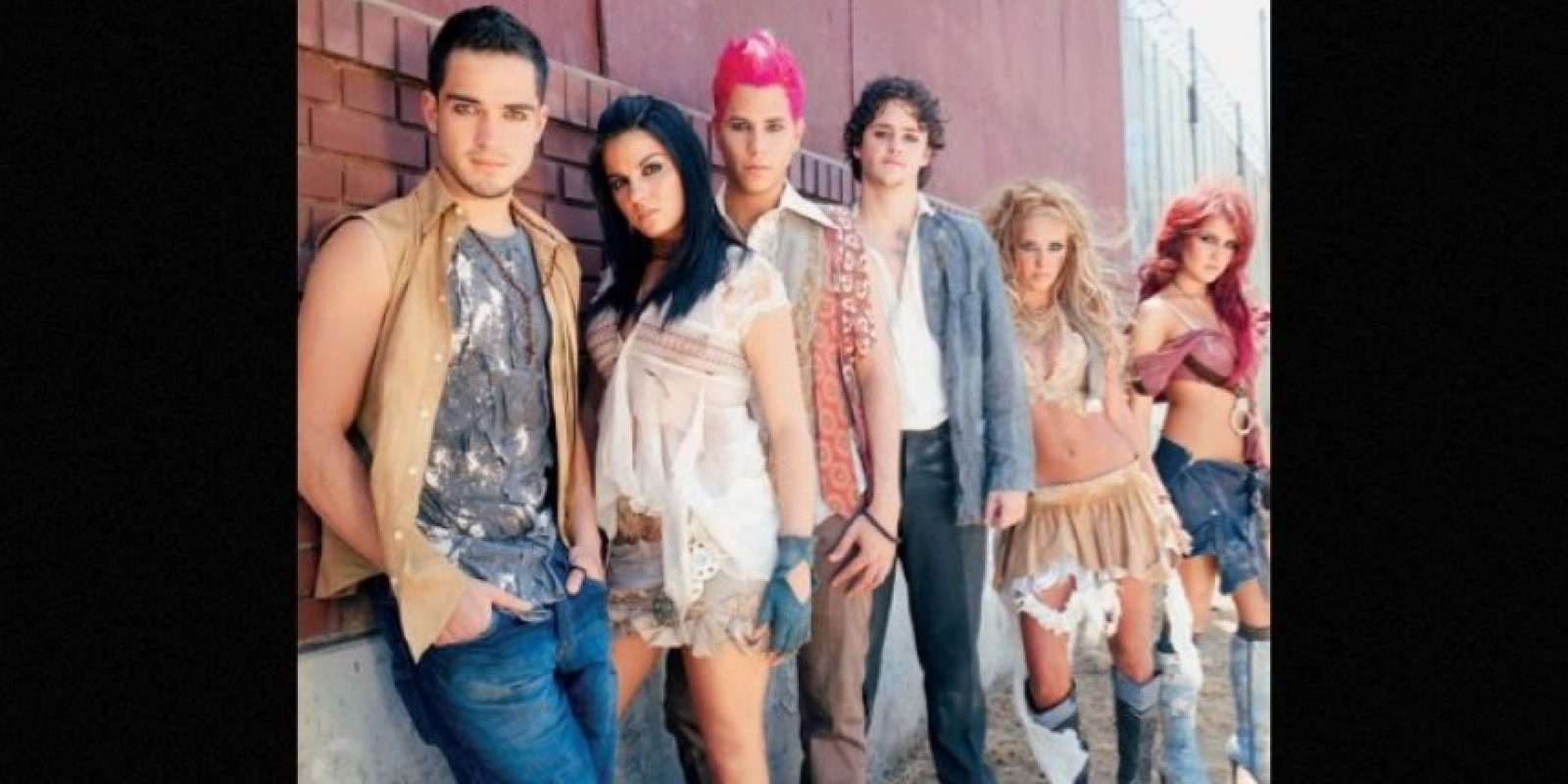 "5. ""Celestial"" fue su tercer material discográfico. Foto:Emi Music / Televisa"