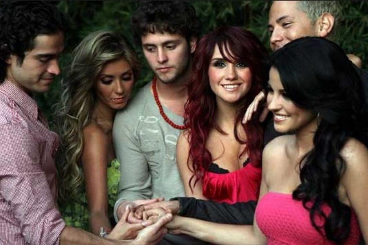 9. RBD se despidió de sus fans en 2009 prometíendole a sus fans algún día volver. Foto:Emi Music / Televisa