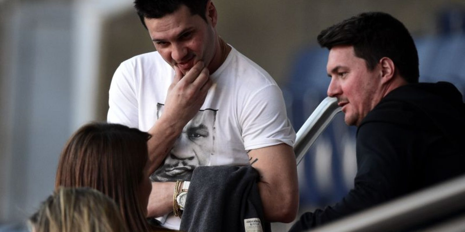 El hermano del futbolista argentino es noticia por problemas legales en su país. Foto:AFP