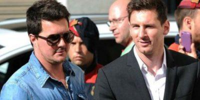 El hermano de Lionel Messi se metió en un lío grande en Argentina