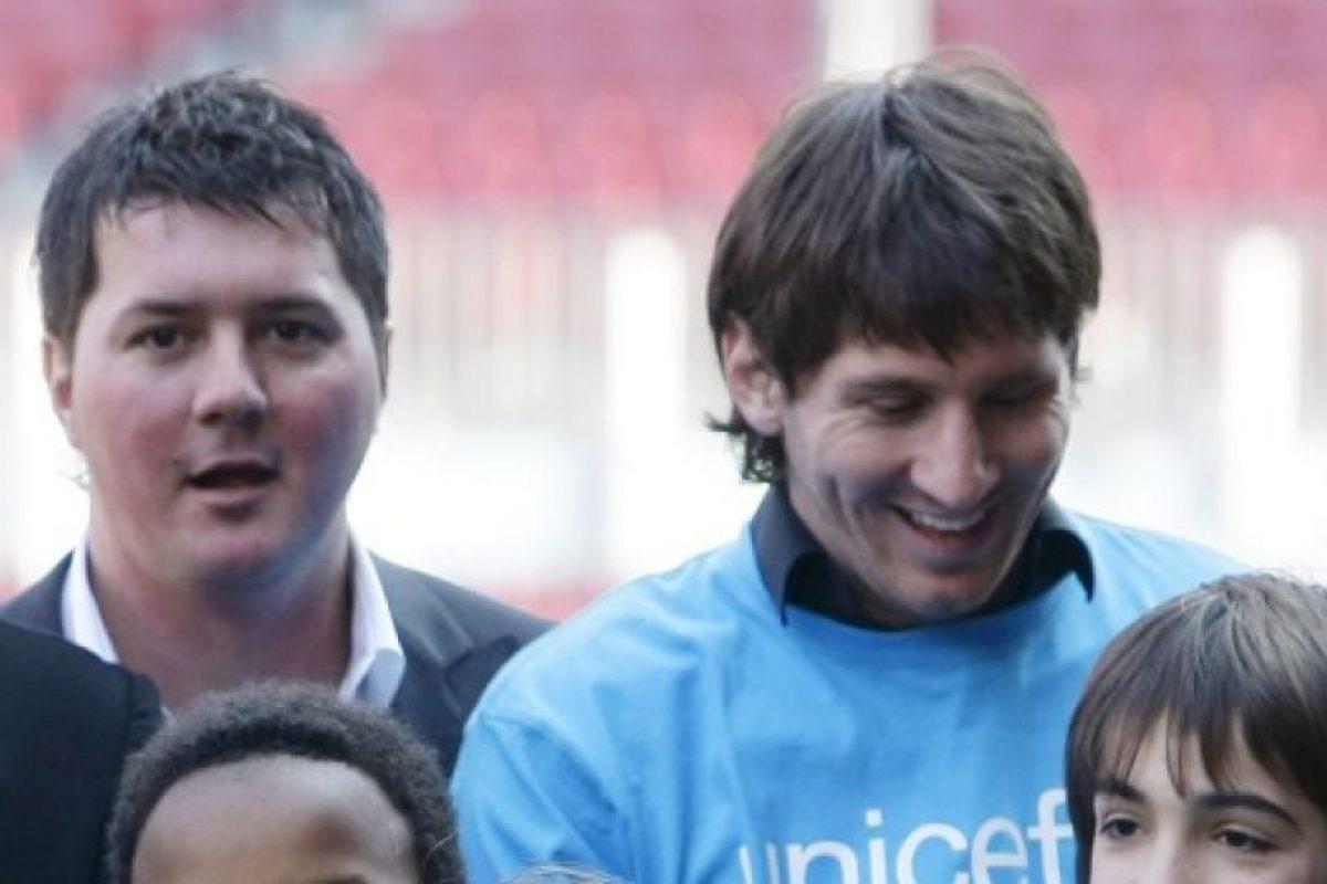 El hermano del futbolista argentino es noticia por problemas legales en su país. Foto:Publinews