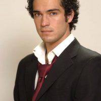 """Alfonso Herrera era """"Miguel Arango"""". Foto:Canal de las Estrellas."""