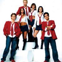 Del grupo conformado por los actores juveniles más conocidos de la televisión mexicana. Foto:Canal de las Estrellas.