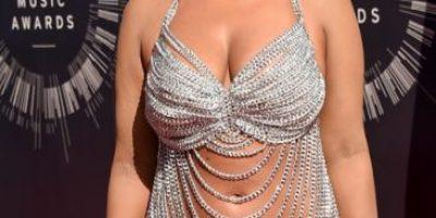 23 looks de Amber Rose que hacen ver a Kim Kardashian
